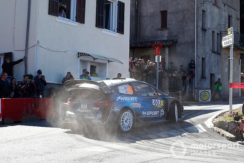 Fotogallery WRC: la prima giornata di gara del Tour de Corse 2019
