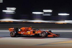 """Ferrari akui dominasi Jumat """"menyesatkan"""""""
