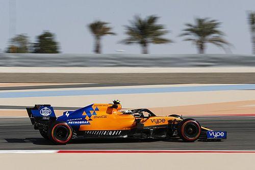 Онлайн. Гран При Бахрейна: вторая тренировка