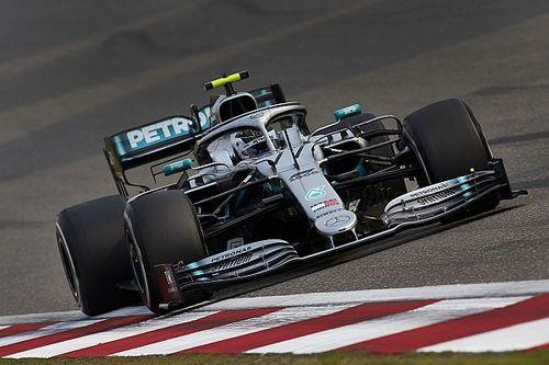 Bottas lidera último treino livre da F1 na China em sessão interrompida por forte batida
