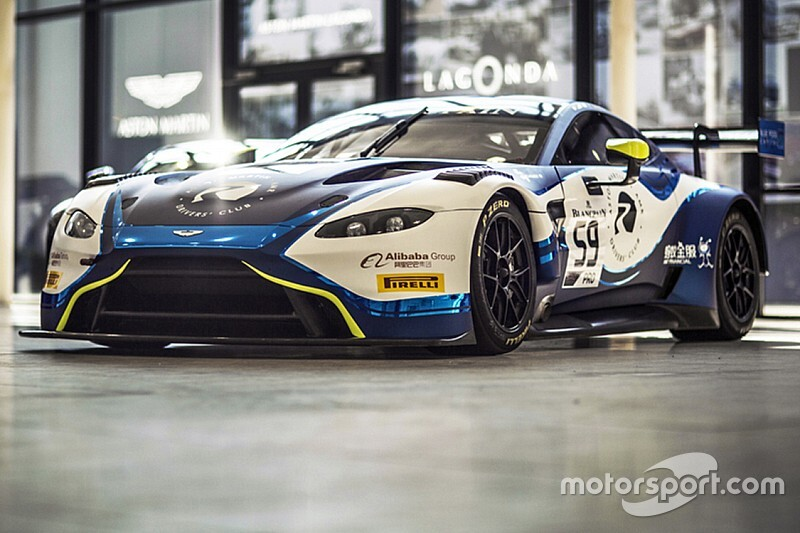 Bathurst: Garage 59 affida l'Aston Martin a West-Goodwin-Ledogar