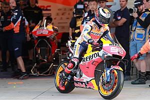 """Lorenzo: """"La Honda deve indagare ed evitare che la catena cada di nuovo"""""""
