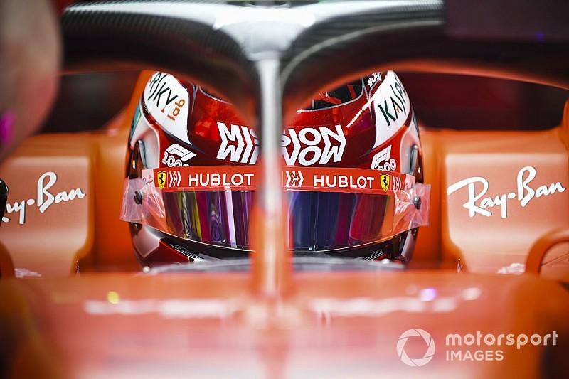 Leclerc nem lepődött meg a Mercedes első soron