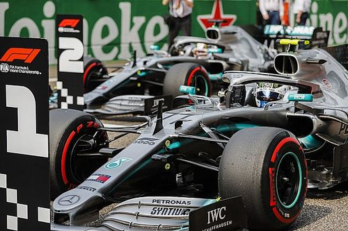 予選3番手のベッテル、メルセデスとの差を実感するも、レースでは直線での勝負に自信