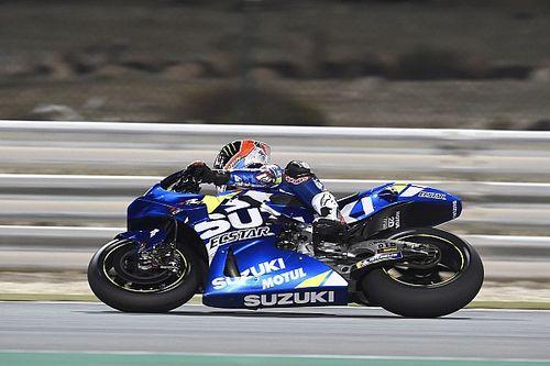 Rins dita ritmo no segundo dia de testes da MotoGP no Catar