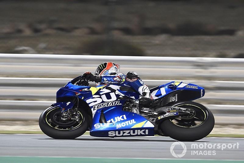 "Rins : La victoire ? ""L'objectif de Suzuki"""