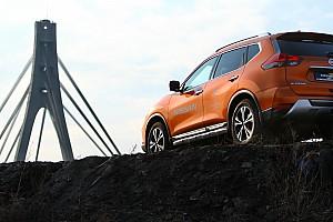 Галерея: неприборканий Nissan X-Trail