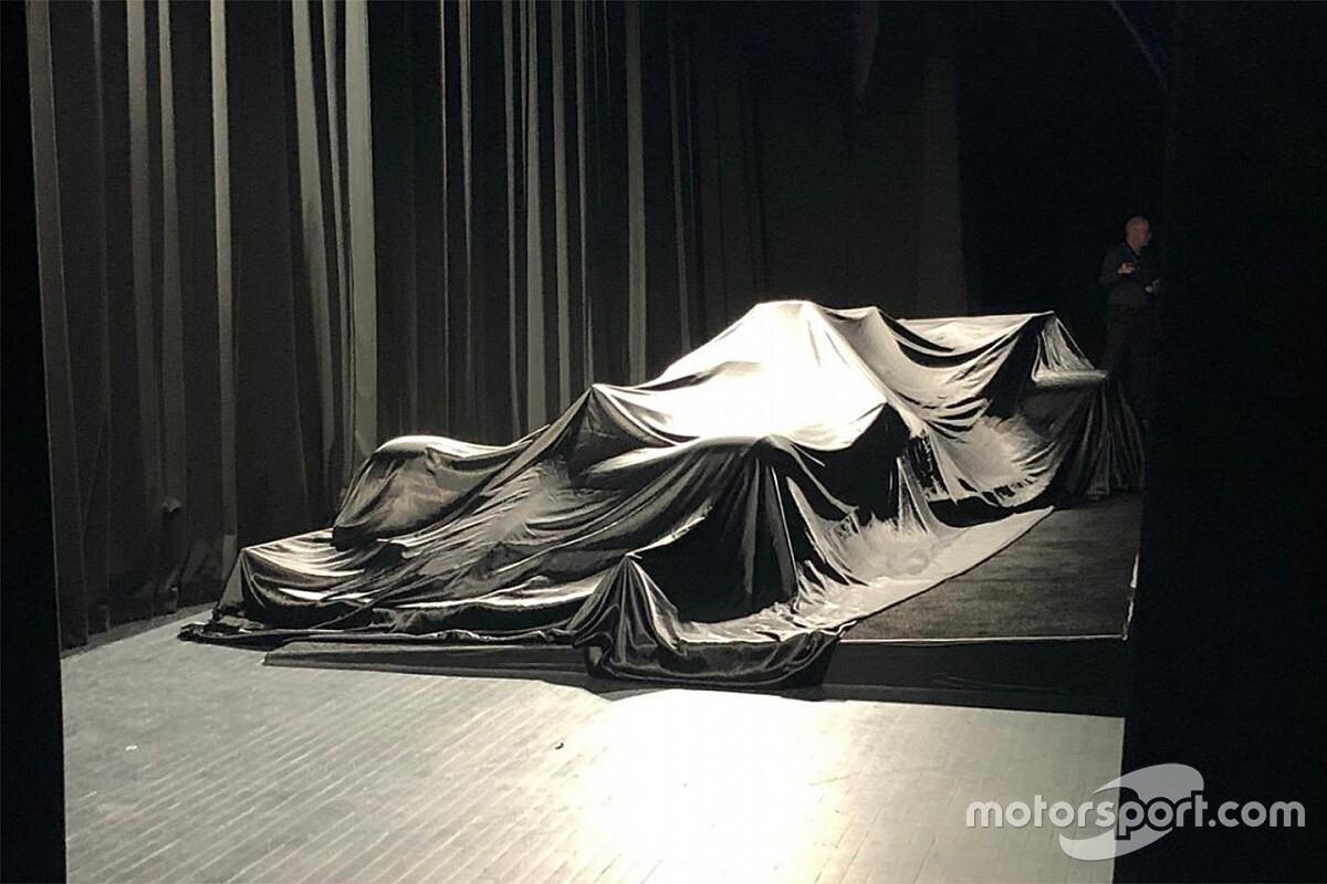 Сегодня вечером стартуют презентации болидов Формулы 1 для нового сезона