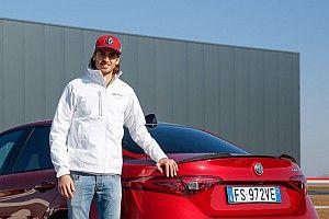 """Video Giovinazzi: """"Orgoglioso di essere l'italiano della F1 con l'Alfa Romeo"""""""