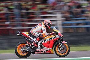 MotoGP Argentina: Warm-up, Marquez ungguli Vinales
