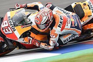 Márquez 'passeia' e vence na Argentina pela MotoGP; Rossi é 2º