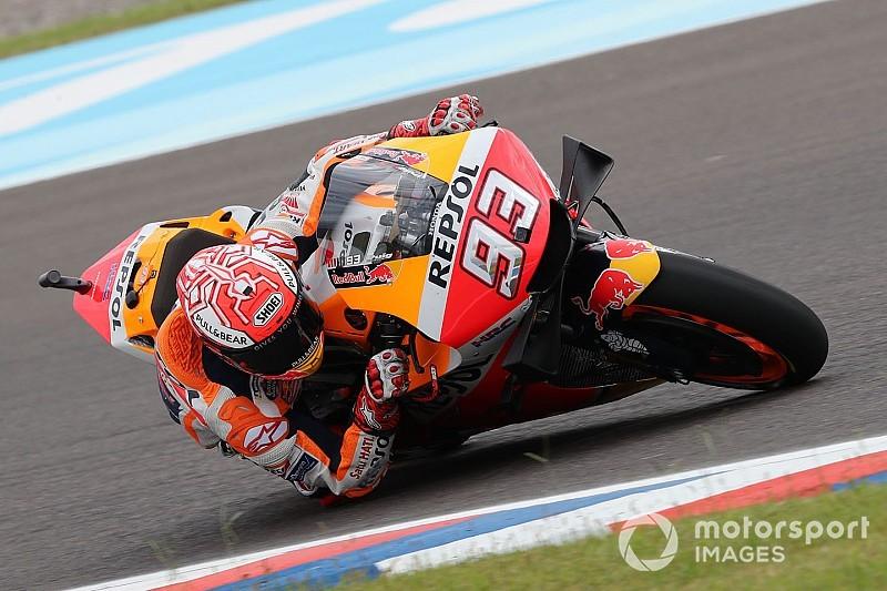 "Marquez ""won't run away"" in Argentina race - Dovizioso"