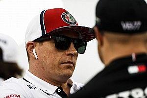 Räikkönen és Minttu nagyon meghitt pillanata a Bahreini Nagydíjon