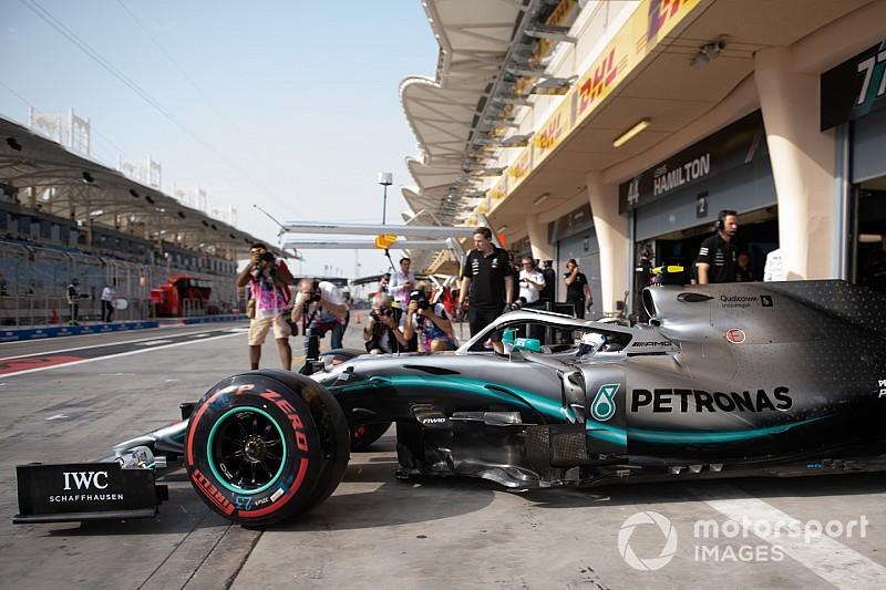 Mercedes ma jasne wskazówki