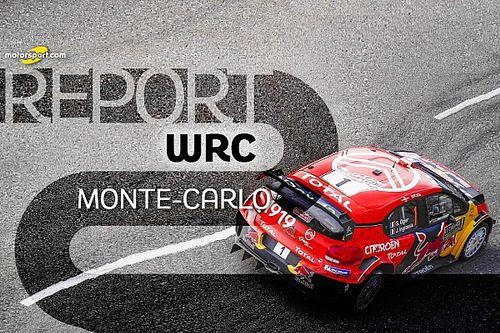 Motorsport Report WRC: a Monte Carlo è stata sfida Citroen - Hyundai, ma la più veloce era la Toyota?