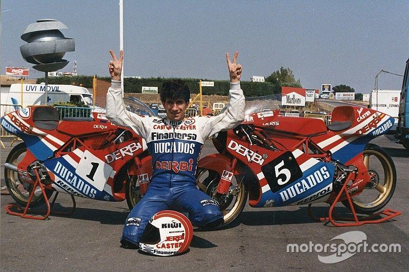 Jorge Martínez Aspar y Stefan Dörflinger, nuevos MotoGP Legends