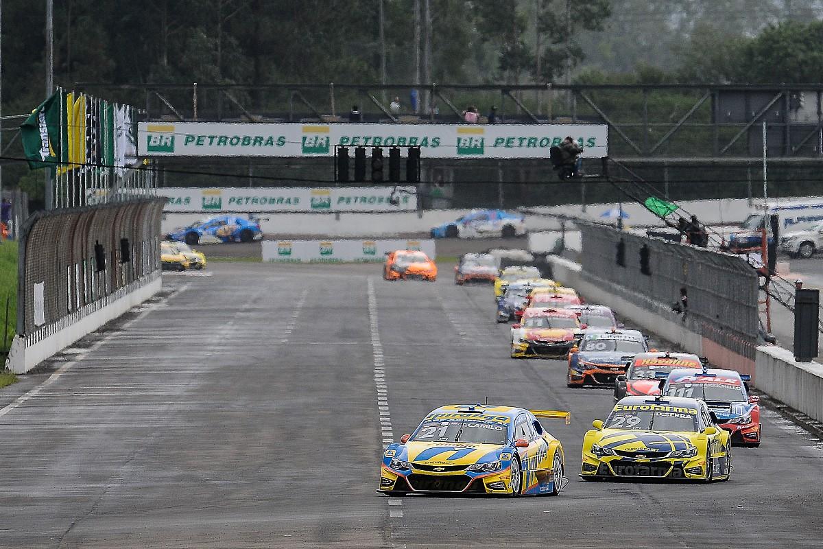 GALERIA: Confira as imagens da 500ª corrida da história da Stock Car