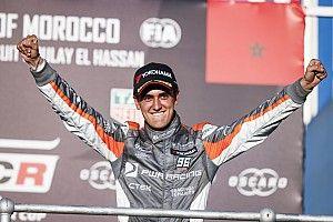 Azcona nie wierzył w podium