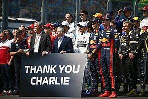 Le fils de Charlie Whiting donnera le départ à Silverstone