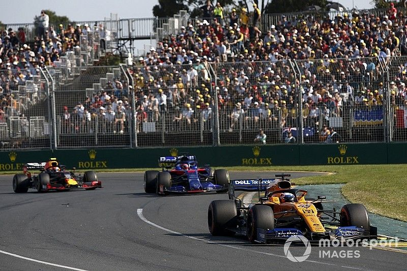 Be part of McLaren with F1 grand prix and Indy 500 packages