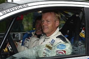 Ari Vatanen à nouveau sur les routes du Rallye du Chablais !