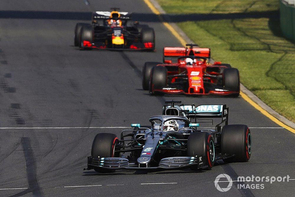 "F1、2020年に""オイル不正燃焼""対策を強化。消費量規制をさらに半減へ"