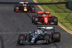 "Hamilton: ""Red Bull-Honda zit nog maar 10 pk achter Mercedes"""