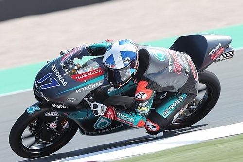 Moto3, Termas de Rio Hondo, Libere 2: brilla McPhee, bene Arbolino e Antonelli