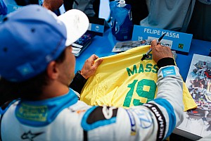 Massa: érdekes lesz a kínai pálya az energiafogyasztás tekintetében