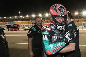 Les cadors du MotoGP saluent les débuts de Fabio Quartararo