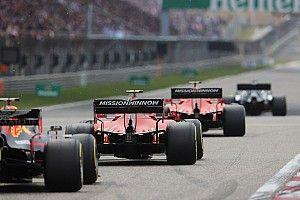 """""""Ferrari zit aerodynamisch fout"""", oordeelt Rosberg"""
