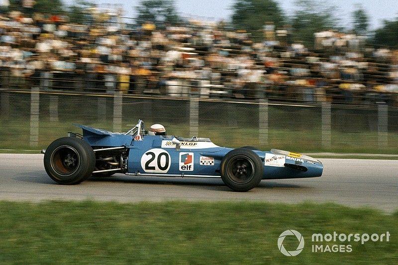 Todos los coches de Matra en Fórmula 1, ¡a cuál más llamativo!