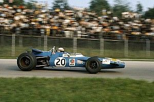 GALERÍA: todos los autos de Matra en F1 desde 1967