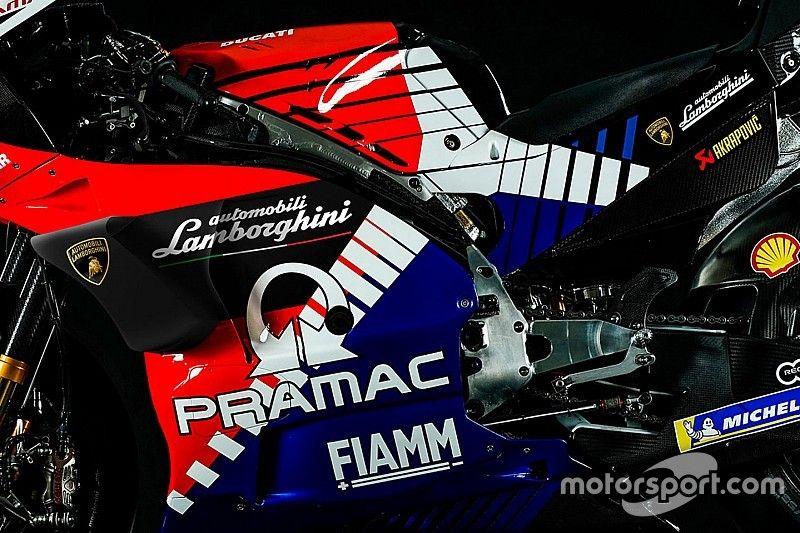 Lamborghini named Pramac's title sponsor for Austin MotoGP race