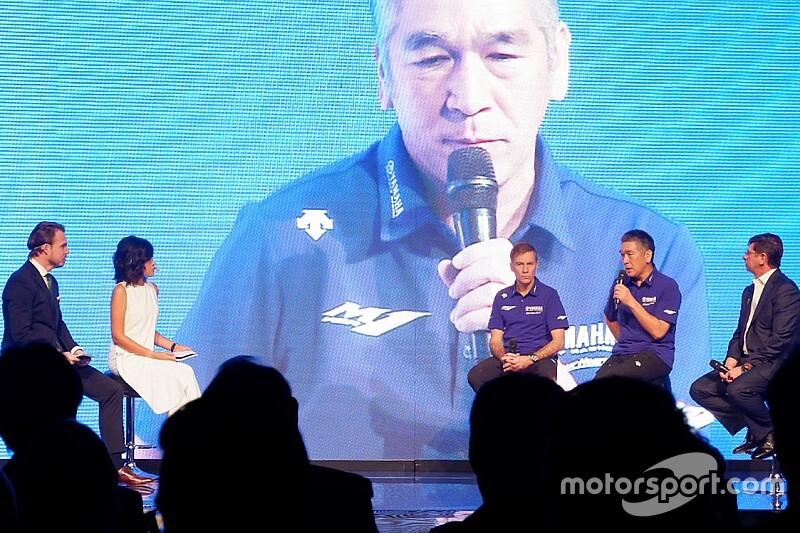 Yamaha sigue con su reestructuración