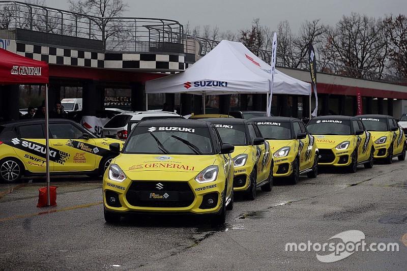 Rally Italia Talent 2019: tutti in pista in Abruzzo con la Suzuki