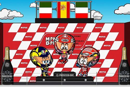 Vídeo: el GP de Argentina 2019 de MotoGP, por MiniBikers