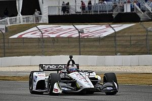Rahal domina el warm-up en Alabama y O'Ward en 17
