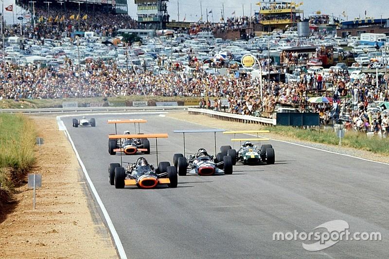 La, probablemente, generación más fea de coches de F1