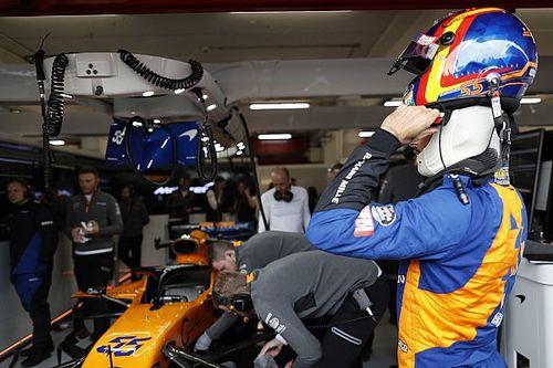 Un incendio en el garage de McLaren dejó tres heridos