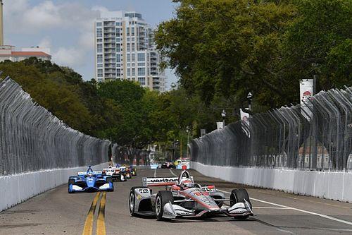 IndyCar: a St. Pete si corre a porte chiuse, rinviata Long Beach