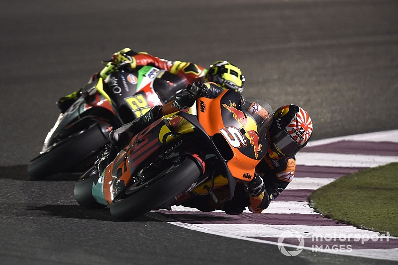 Qatar crashes left Zarco feeling like an amateur