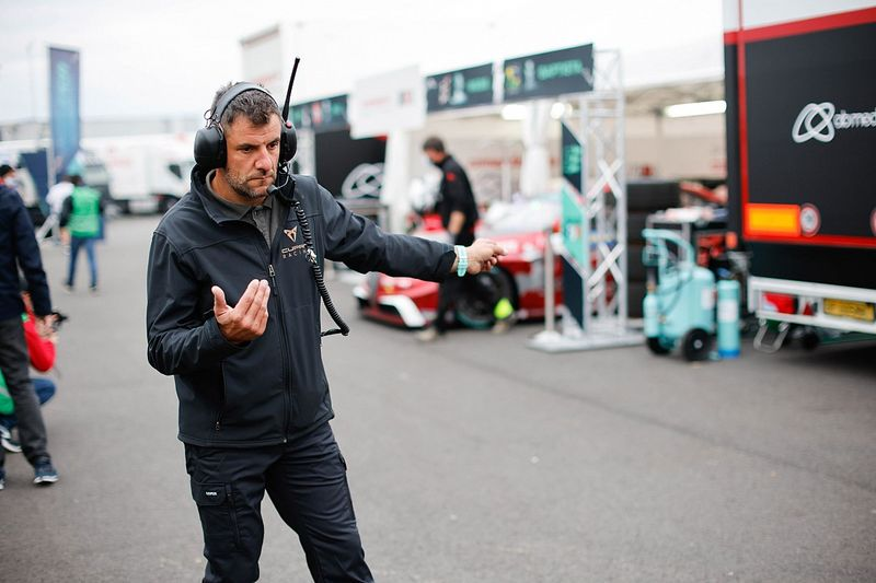 The people behind Cupra's on-track racing success