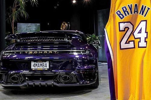 TechArt homenaje a Kobe Bryant con un Porsche 911 especial
