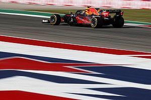 F1アメリカFP3速報:レッドブル・ホンダのペレスが2セッション連続首位。角田裕毅18番手
