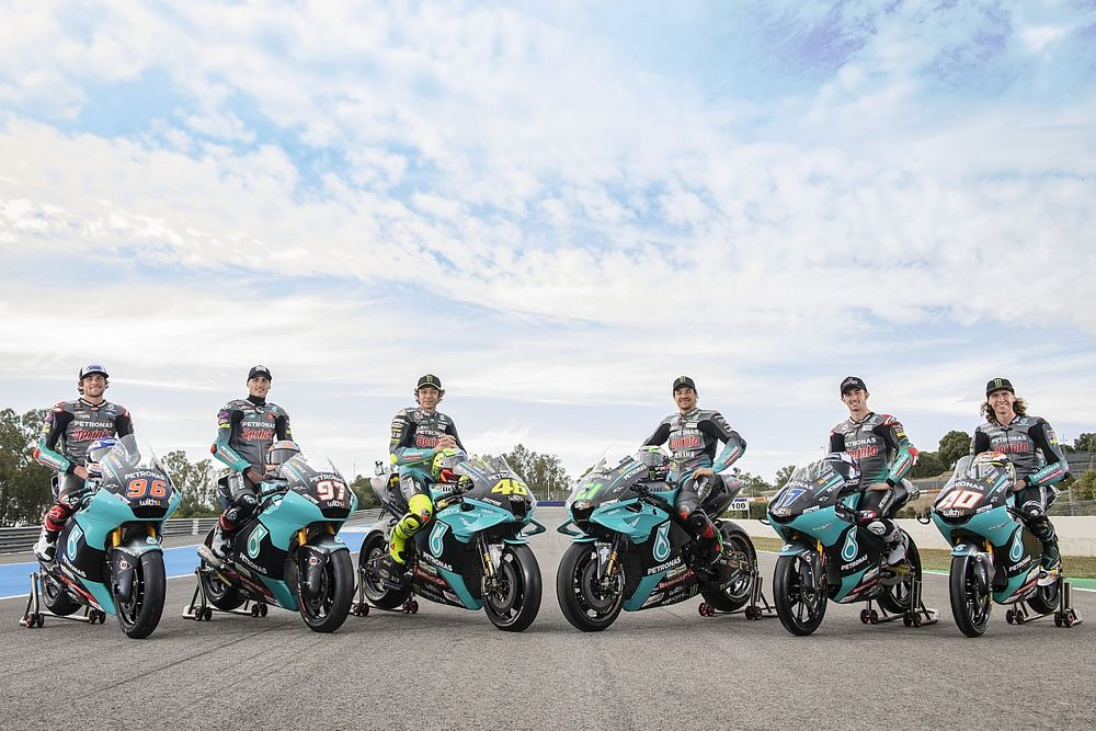 Petronas abbandona la MotoGP e SRT chiude i team Moto2 e Moto3