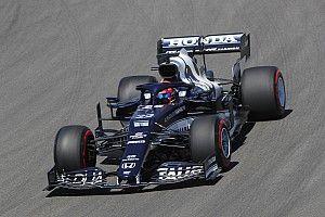 F1ポルトガルFP3速報:フェルスタッペンがトップタイムマーク。角田裕毅は11番手