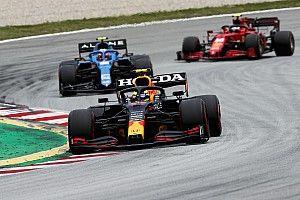 Perez Belum Klop dengan Mobil Red Bull