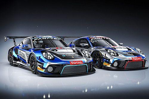 Porsche na czele testów