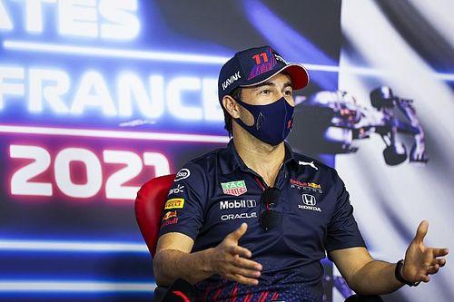 Pérez y su papel de piloto 2: siempre me han puesto calificativos